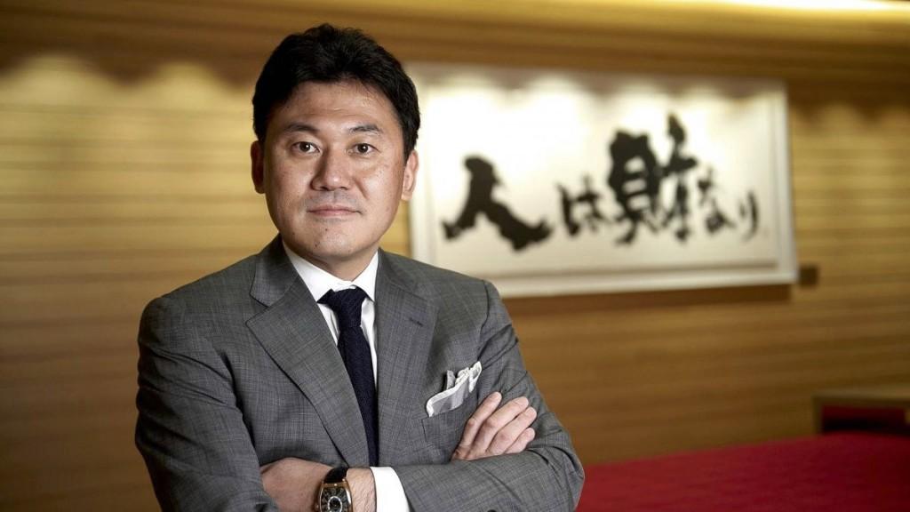 Hiroshi Mikitani - Rakuten