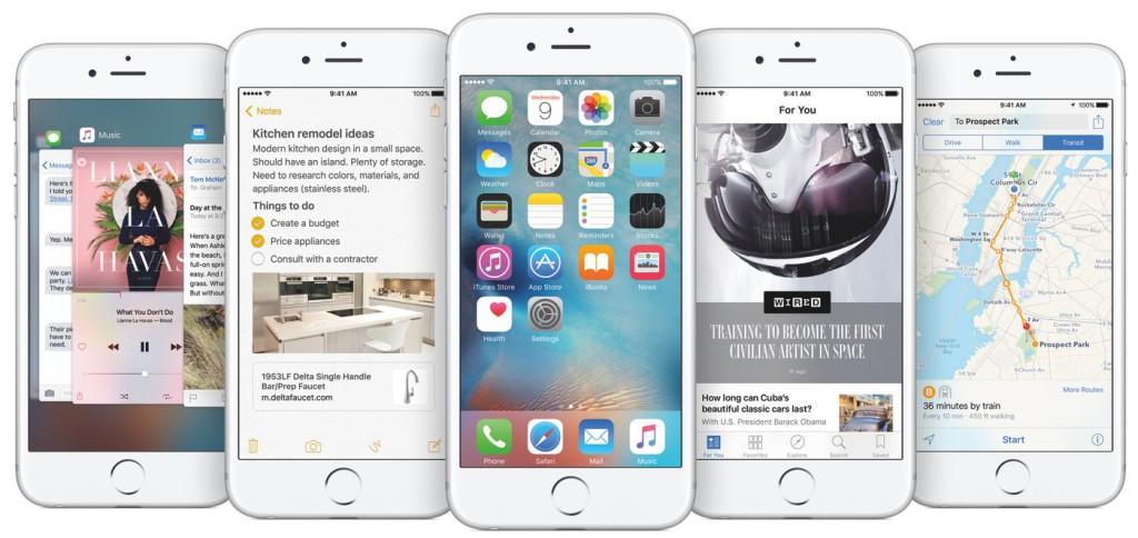 iOS Ouverture