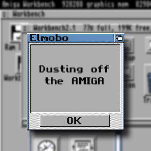 Moby - Dusting Off the Amiga