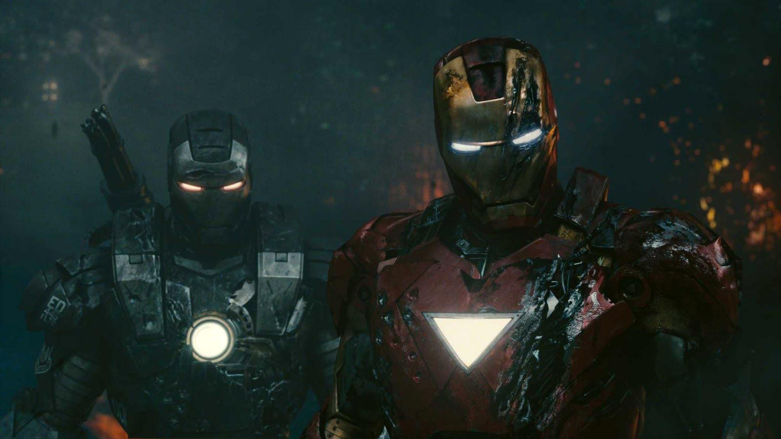 La saga Marvel Studios, 4ème partie : Iron Man 2, la suite ... Iron Man 3 Arc Reactor Logo