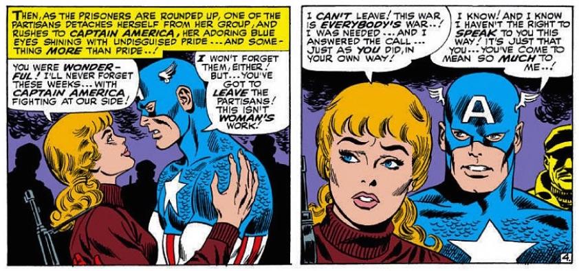 Agent Carter - Comics Jeune