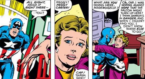 Agent Carter - Comics Old
