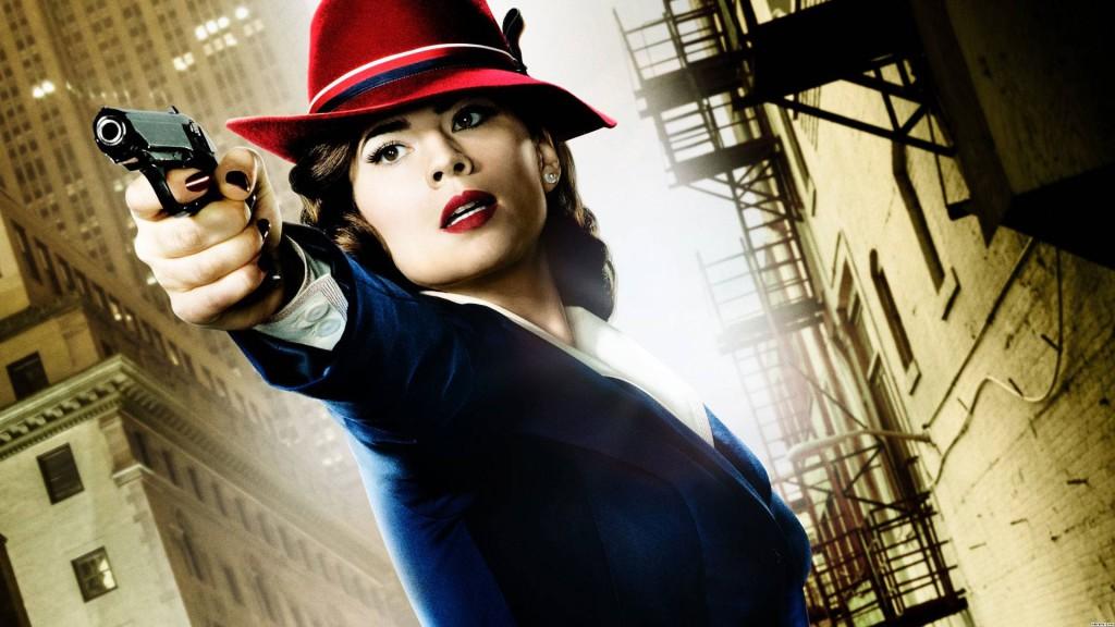 Agent Carter - Série