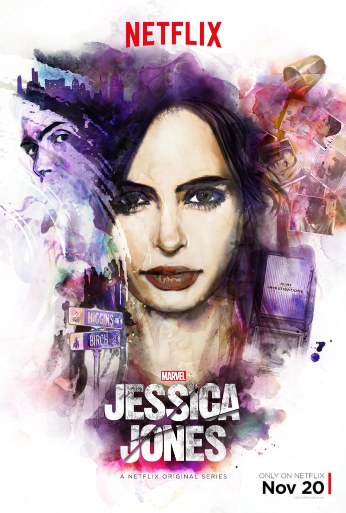 Jessica Jones - Poster Jessica