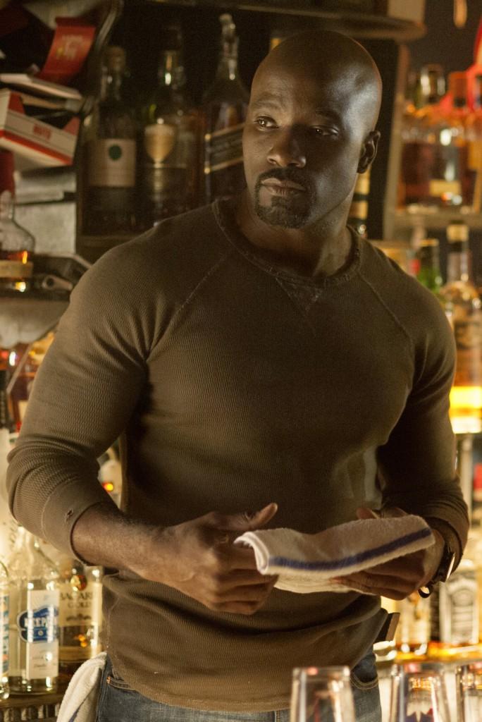 Jessica Jones - Luke Cage dans la série