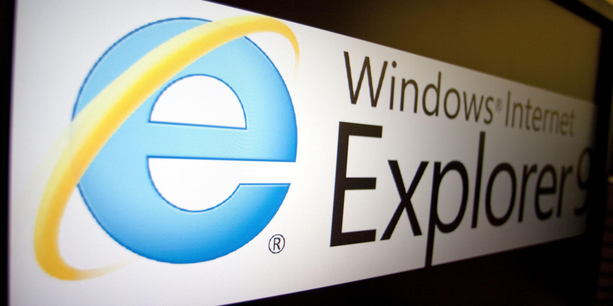 Internet Explorer C Est Presque Fini Geekzone Fr