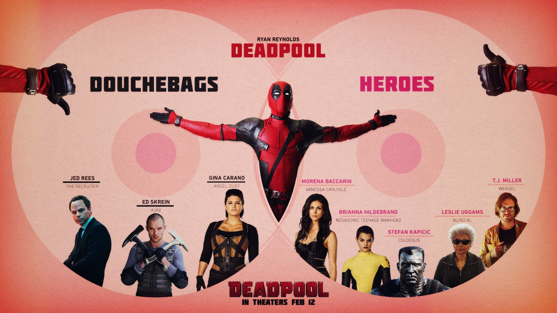 Deadpool : logo film