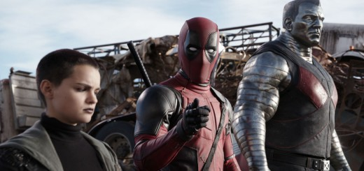 Deadpool : photo de production