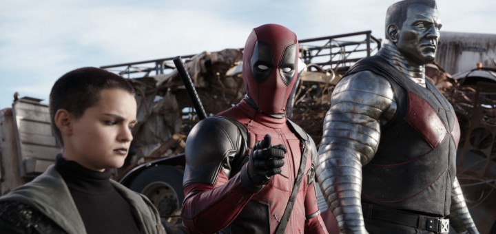 Deadpool : photo de production