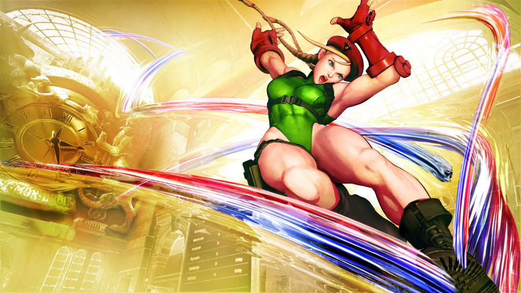 SF5 - Opening Cammy