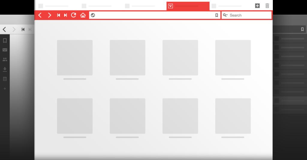 Vivaldi browsers