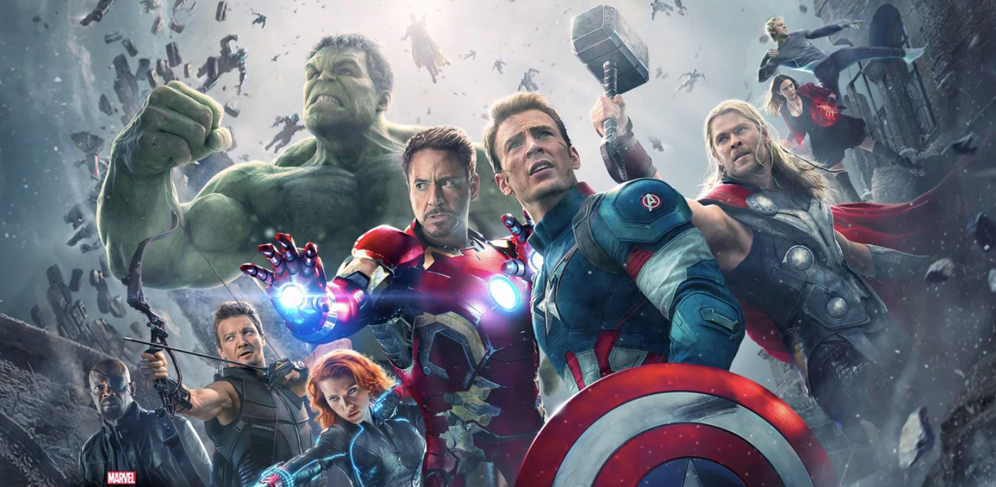 Avengers: Age of Ultron (Poster)
