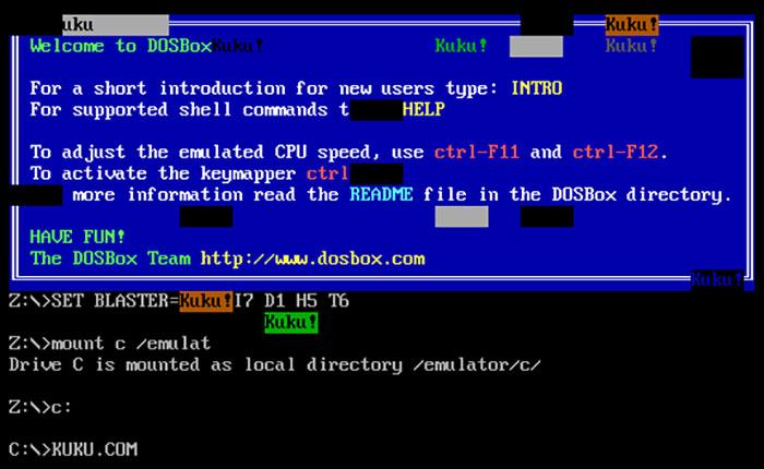 Malware Collection: Kuku