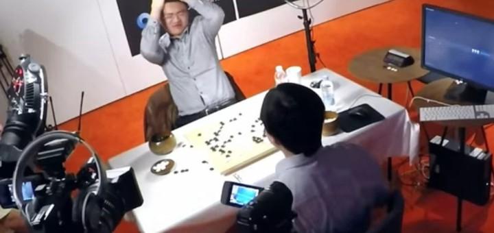 AlphaGo victoire