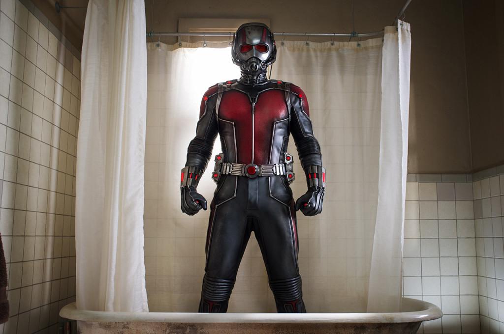 Ant-Man (ouverture)