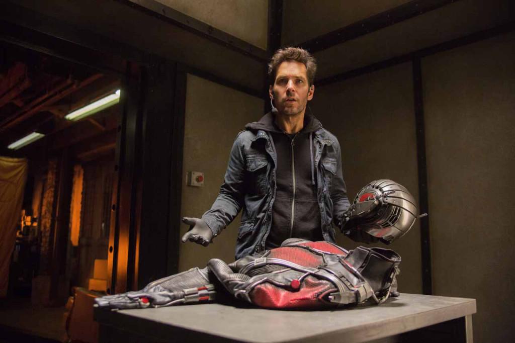 Ant-Man : Paul Rudd
