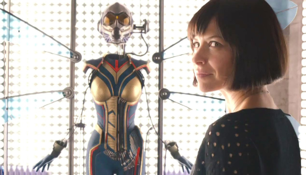 Ant-Man : The Wasp (Evangeline Lilly)
