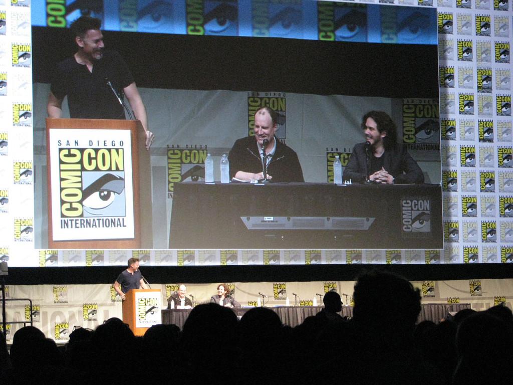 Ant-Man : Kevin Feige et Edgar Wright