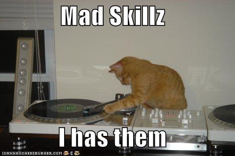 DJ Mad Skillz (LOLCat)