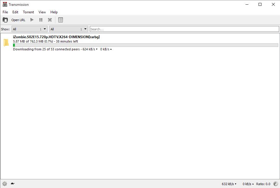 Transmission : enfin un client officiel pour Windows | Geekzone fr