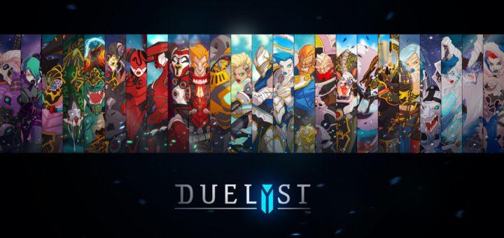 Duelyst 1 - Banner