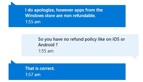 MS Store Chat 1