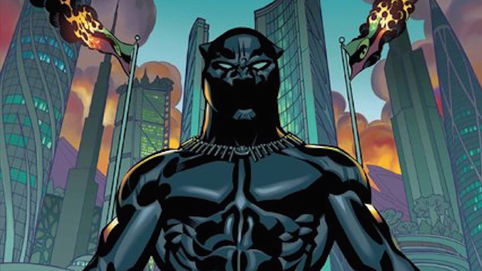 Black Panther (comics)