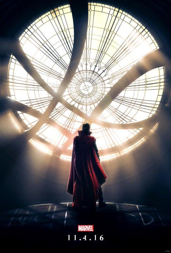 Doctor Strange (affiche)