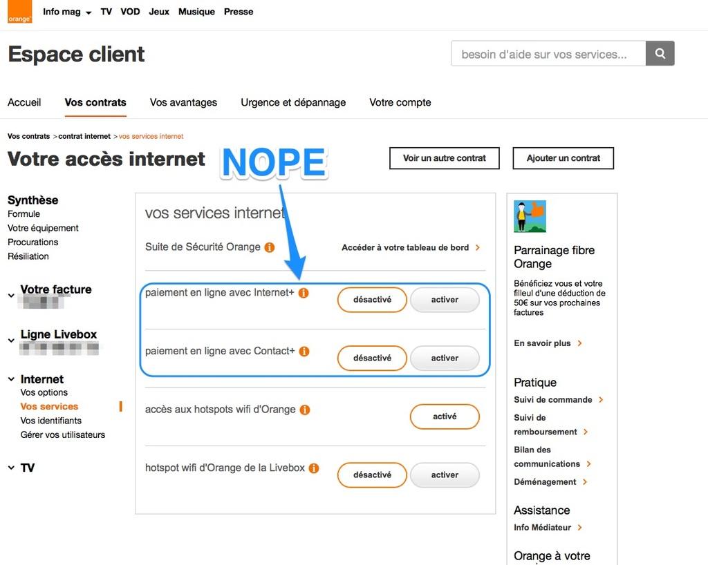 Internet+ (Orange)