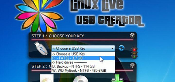 LinuxLive (USB Creator)