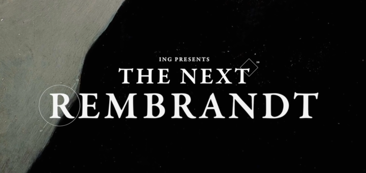The Next Rembrandt (logo)