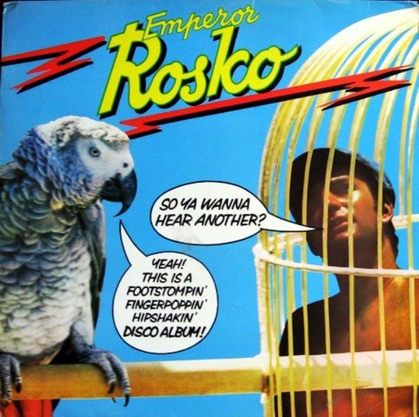 Emperor Rosko
