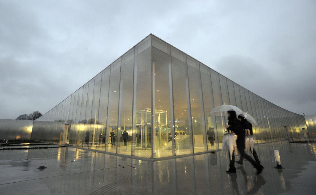 Des trains invisibles au japon d s 2018 for Architecture qui se fond dans le paysage