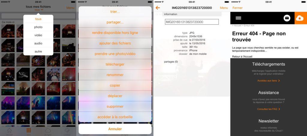 LB4 - Cloud Orange App iOS