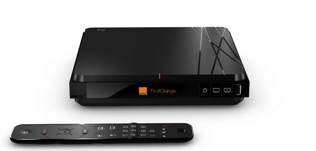 LB4 - DecodeurTV4-Telecommande