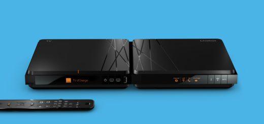 LB4 - Livebox4-Decodeur-Telecommande