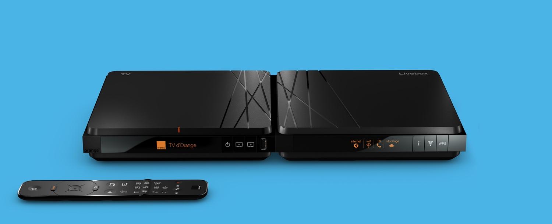 test livebox la livebox 4 d 39 orange l 39 essai sur. Black Bedroom Furniture Sets. Home Design Ideas
