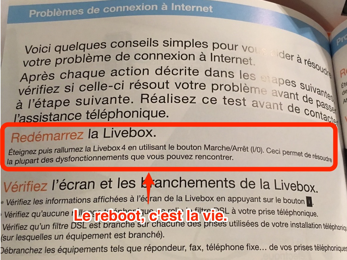 installer livebox 4