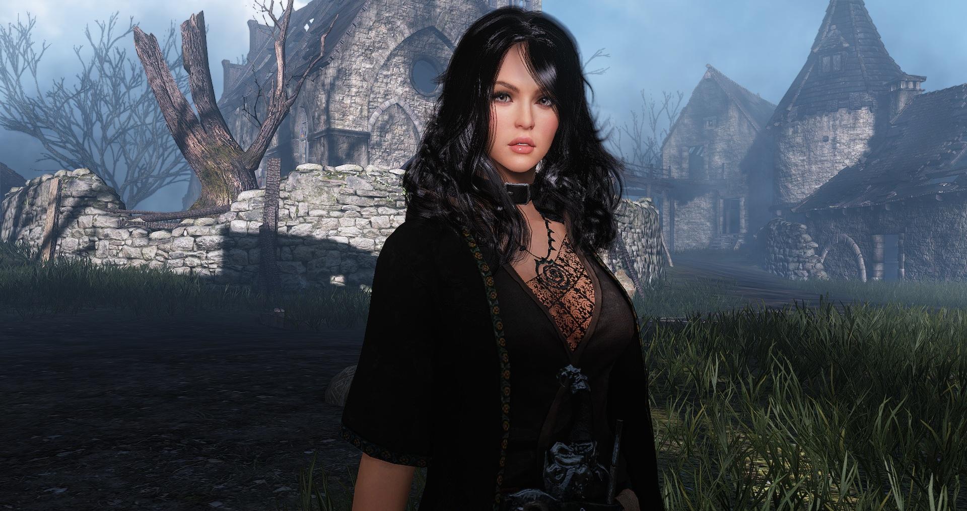 Black Desert Online - Sorceress