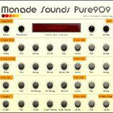 Monade Sounds Pure909