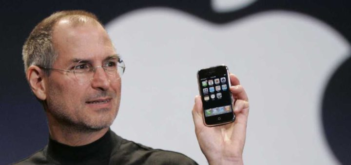 Steve Jobs - iPhone