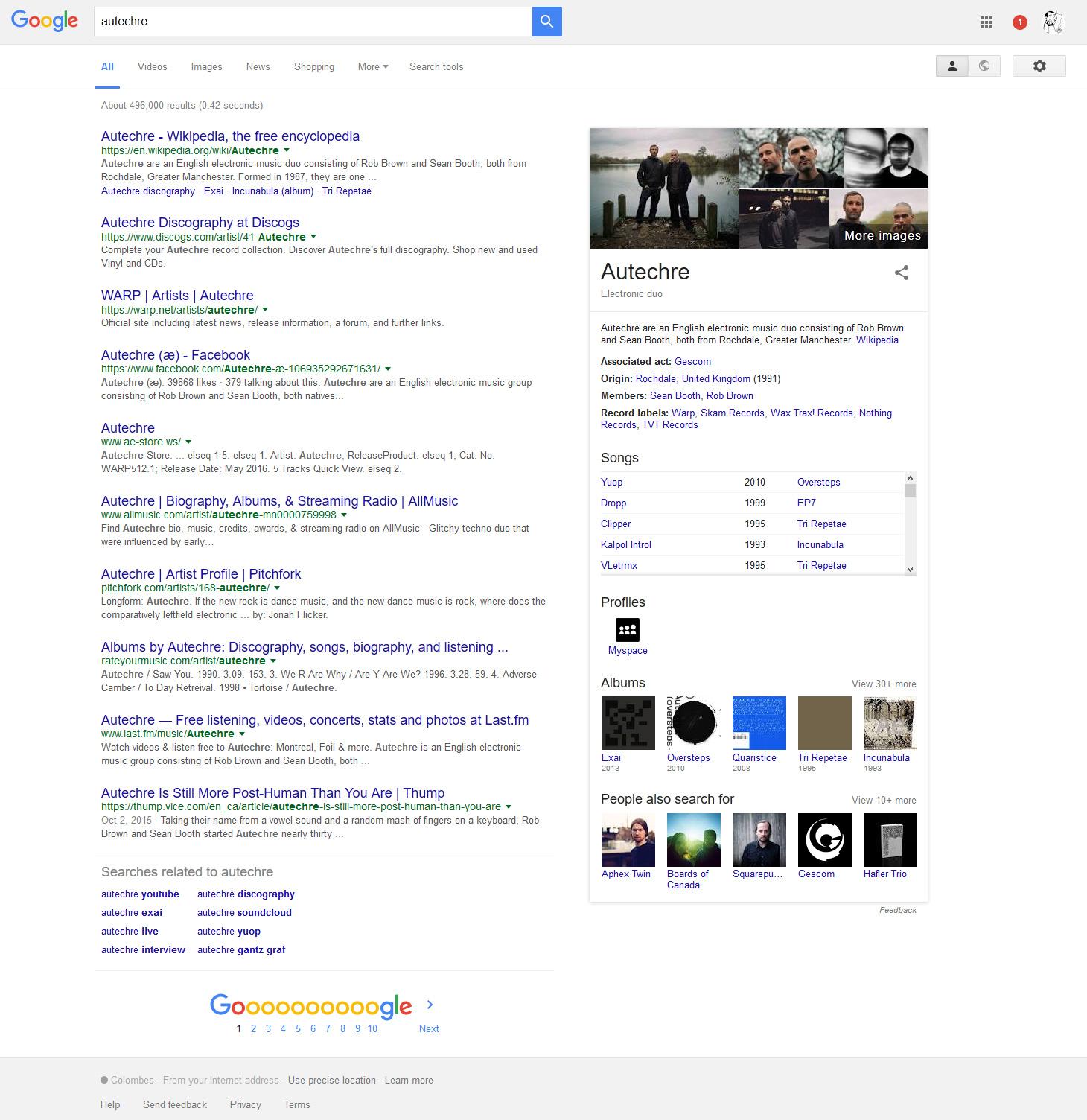 Google (Autechre)