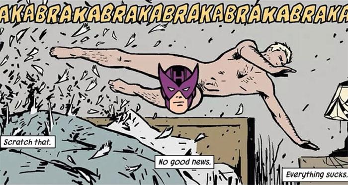 Hawkeye (Fraction/Aja)