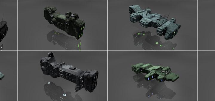 Spaceship Generator