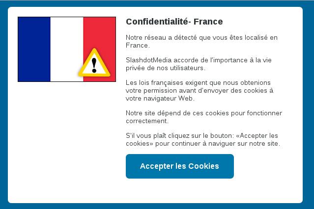 Autorisation Cookies (FR)
