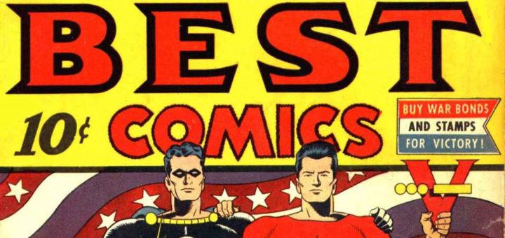 Comic Book Plus (header)