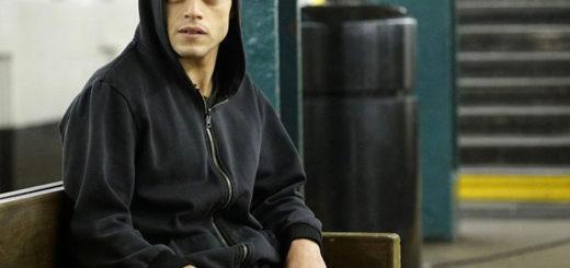 Rami Malek (Mr. Robot)