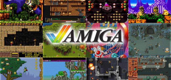Amiga gaming
