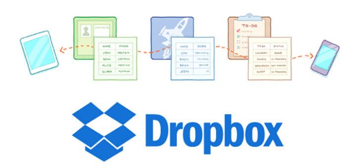 Dropbox Paper (Header)