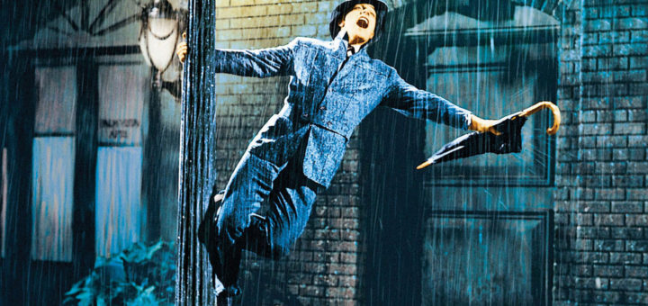 Singing in the Rain (Vendredisques)